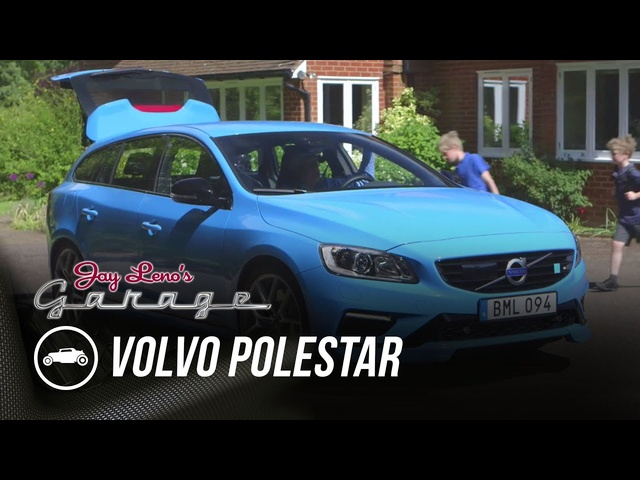 Volvo Polestar Test Drive -Jay Leno's Garage