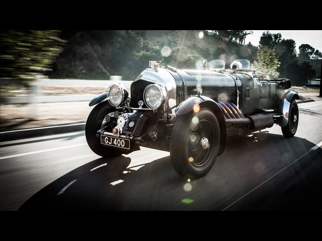 1930 Bentley 27-Liter - Jay Leno's Garage