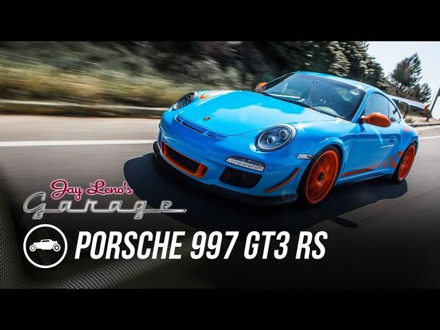 SharkWerks 2011 Porsche 997 GT3 RS -Jay Leno's Garage