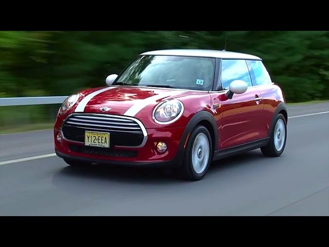 2014 MINI Cooper Hardtop - TestDriveNow.com Review by Auto Critic Steve Hammes