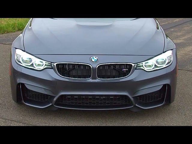 2015 <em>BMW</em> M4 - TestDriveNow.com Review by Auto Critic Steve Hammes