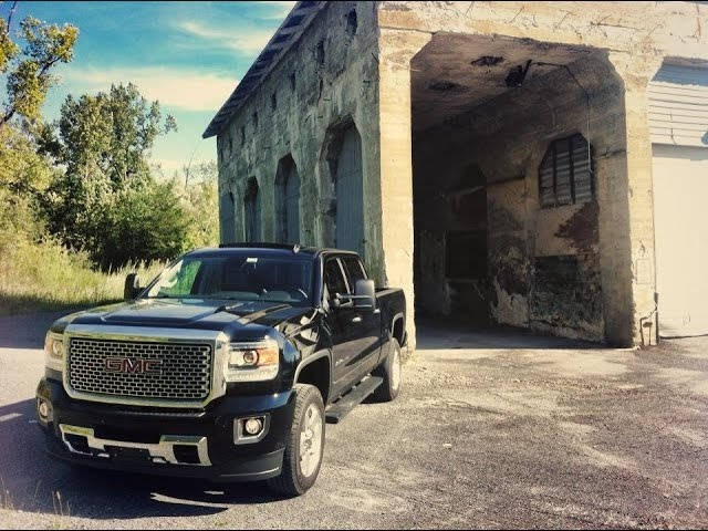 2015 GMC Sierra 2500HD Denali - TestDriveNow.com Review by Auto Critic Steve Hammes