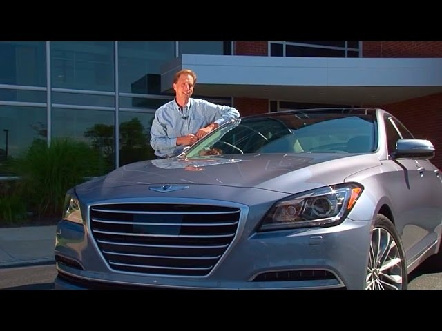 2015 <em>Hyundai</em> Genesis 3.8 AWD -TestDriveNow.com Review By Auto Critic Steve Hammes | TestDriveNow