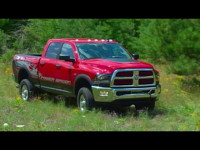2014 Ram Power Wagon - TestDriveNow.com Review by Auto Critic Steve Hammes | TestDriveNow