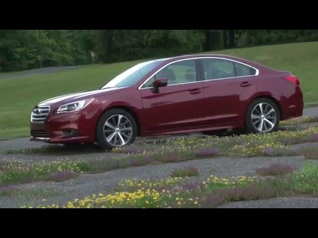 2015 Subaru Legacy -TestDriveNow.com Review by Auto Critic Steve Hammes | TestDriveNow