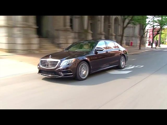 2014 <em>Mercedes</em>-Benz S-Class - TestDriveNow.com Review by Auto Critic Steve Hammes