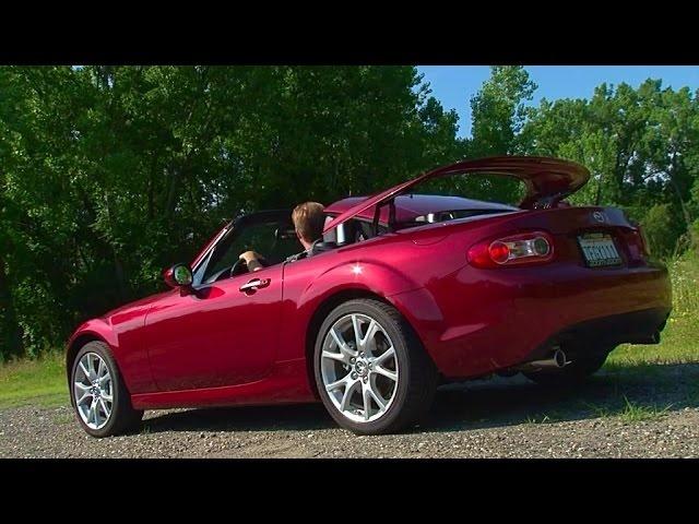 2014 <em>Mazda</em> MX-5 Miata -TestDriveNow.com Review by Auto Critic Steve Hammes | TestDriveNow