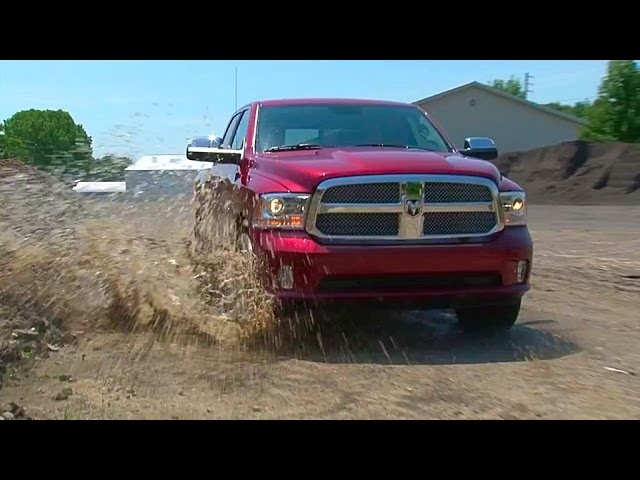 2014 Ram 1500 EcoDiesel - TestDriveNow.com Review by Auto Critic Steve Hammes