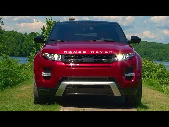 2014 Range Rover Evoque -TestDriveNow.com Review by Auto Critic Steve Hammes