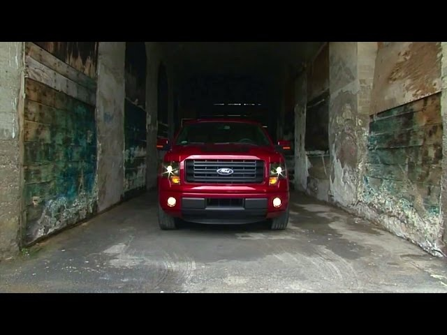 2014 <em>Ford</em> F-150 Tremor - TestDriveNow.com Review by Auto Critic Steve Hammes