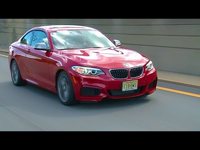 2014 <em>BMW</em> M235i - TestDriveNow.com Review by Auto Critic Steve Hammes