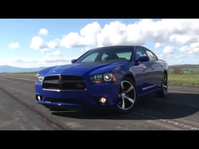 2013 Dodge Charger Daytona - TestDriveNow.com Review by Auto Critic Steve Hammes | TestDriveNow