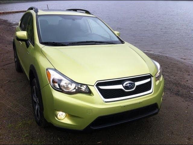 2014 Subaru XV Crosstrek Hybrid -TestDriveNow.com Review by Auto Critic Steve Hammes | TestDriveNow