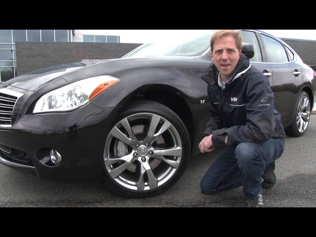 2014 Infiniti Q70 -TestDriveNow.com Review by Auto Critic Steve Hammes | TestDriveNow