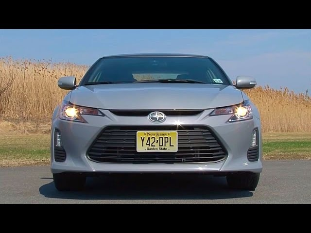 2014 Scion tC - TestDriveNow.com Review by Auto Critic Steve Hammes | TestDriveNow