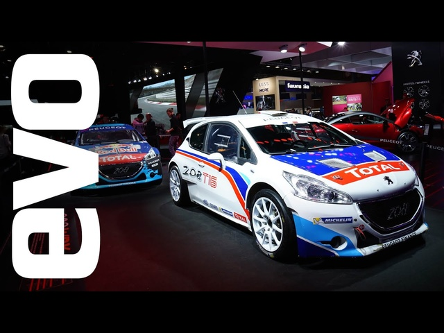 Paris 2014: Best of the rest | evo MOTOR SHOWS