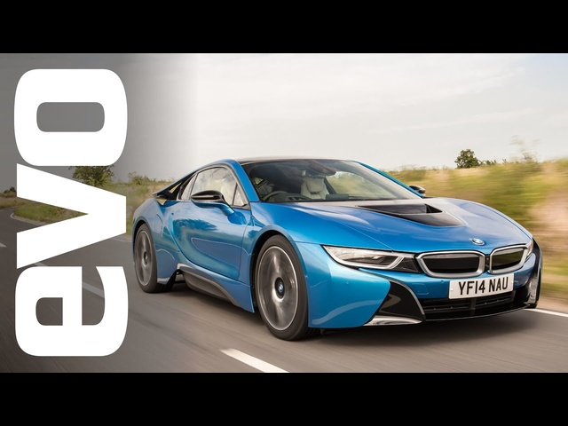 BMW i8: The future of the performance car? | evo REVIEW