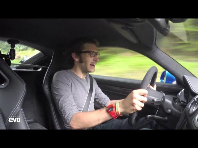 <em>Porsche</em> Cayman GTS: world's best exhaust note? | INSIDE evo