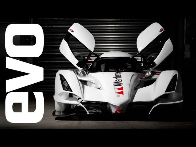 Praga R1: Slovakia's mini LMP racer | INSIDE evo