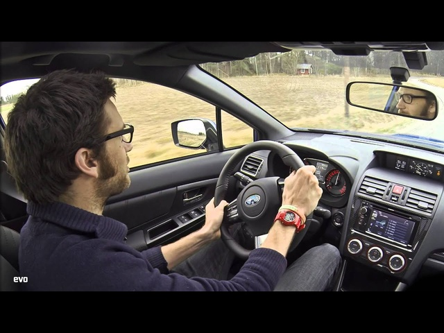 <em>Subaru</em> WRX STI first drive review: rally legend? | evo REVIEW