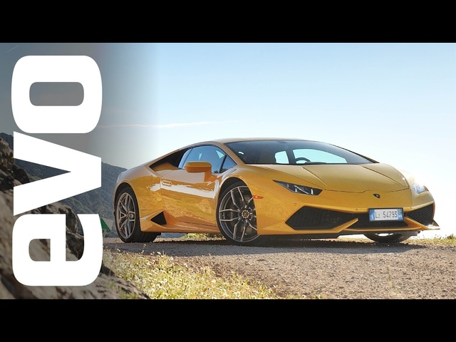 Lamborghini Huracan first drive video: <em>Ferrari</em> beater? | evo REVIEW