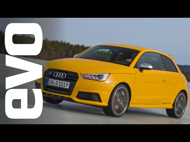 <em>Audi</em> S1 | evo REVIEW