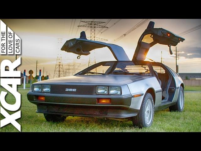 DeLorean DMC-12: Blast from the Past -XCAR