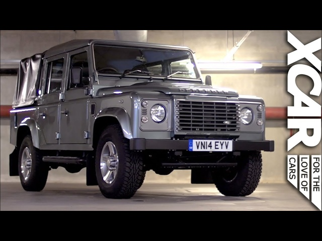 Defender Diaries Part 1 - XCAR
