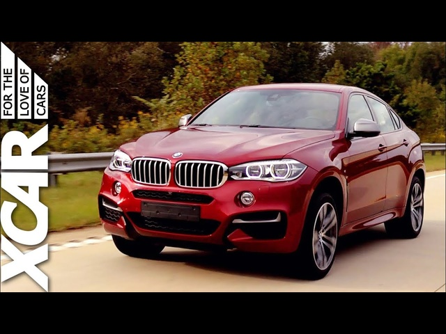 2015 <em>BMW</em> X6: Don't Believe the Hype - XCAR