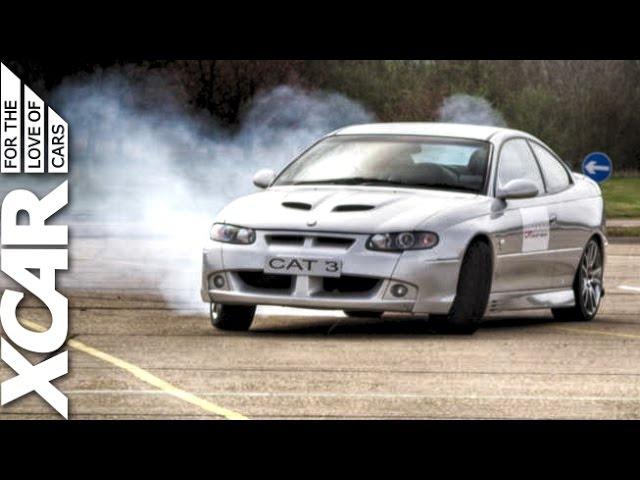 Gymkhana Training: Race, Drift and Drive Like ABadass -XCAR