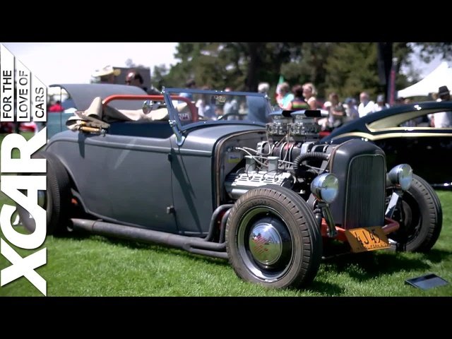 200mph 1932 Ford Hot Rod: History On Wheels - XCAR