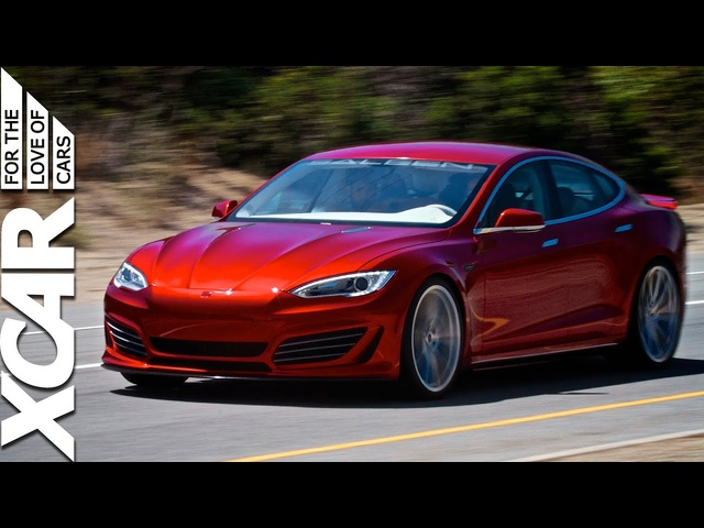 Tesla Model S, Fully Tuned: Saleen ST - XCAR