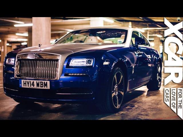 Rolls-Royce Wraith: Silent Running -XCAR