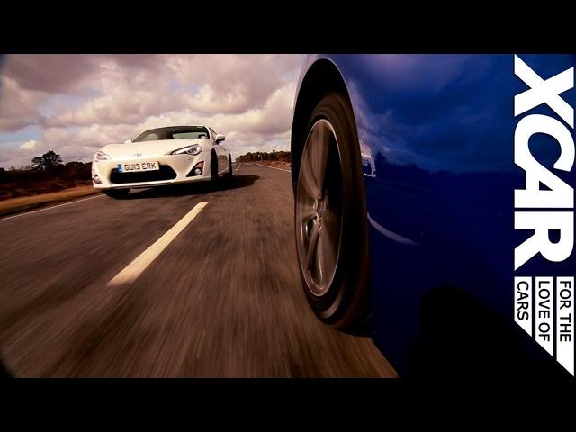 GT86 & BRZ: Toyota + Subaru = Awesome -XCAR
