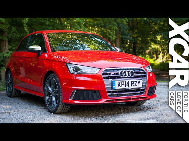 <em>Audi</em> S1: Dawn of the Hyperhatch? - XCAR