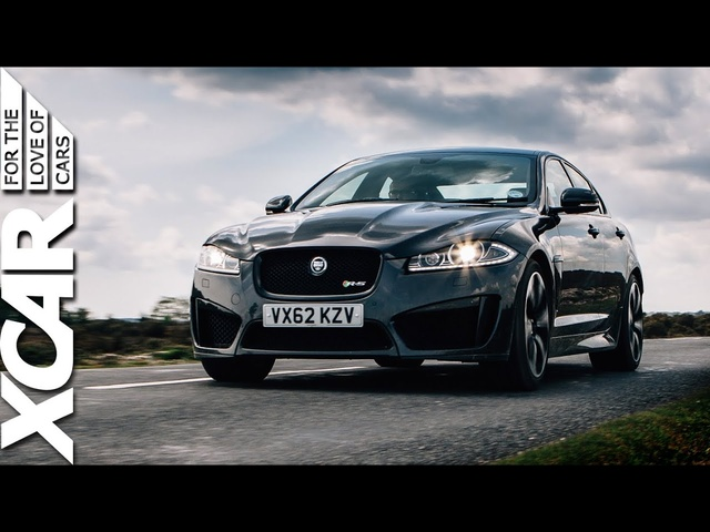 <em>Jaguar</em> XFR-S: Unleash Your Inner Child - XCAR