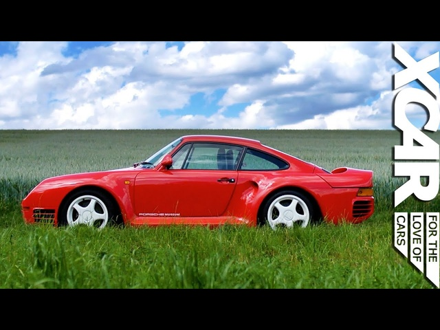 <em>Porsche</em> 959: Posterchild of the Supercar Renaissance -XCAR