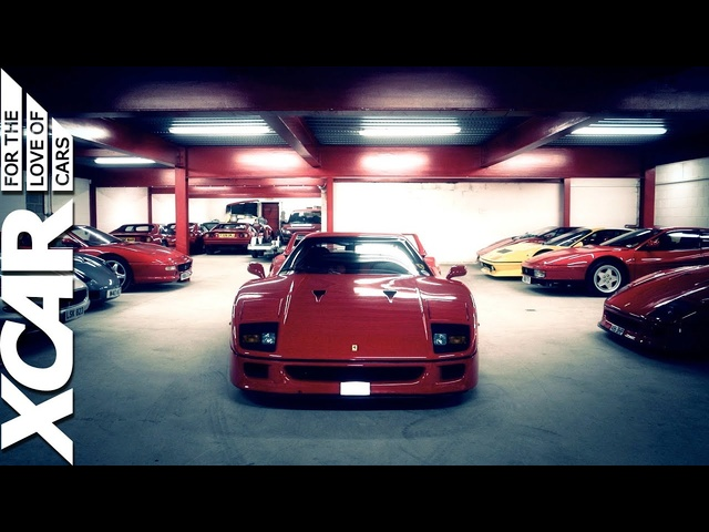 <em>Ferrari</em> F40 and The Man Who Raced It: People and Cars - XCAR