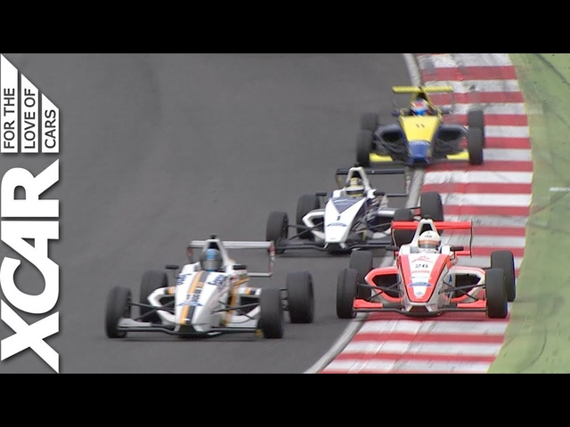 Formula Ford: We Race Where, Senna, Webber & More Have Gone Before - XCAR