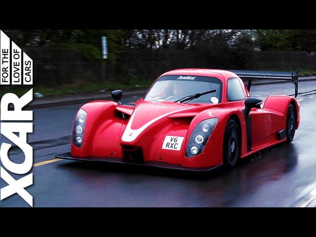 <em>Radical</em> RXC: Mustang Powered, Road Legal & Mental - XCAR