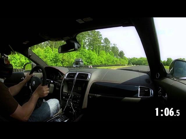 2014 Lightning Lap: Jaguar XKR-S GT