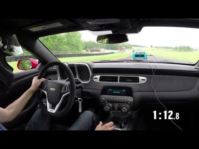 2014 Lightning Lap: <em>Chevrolet</em> Camaro Z/28