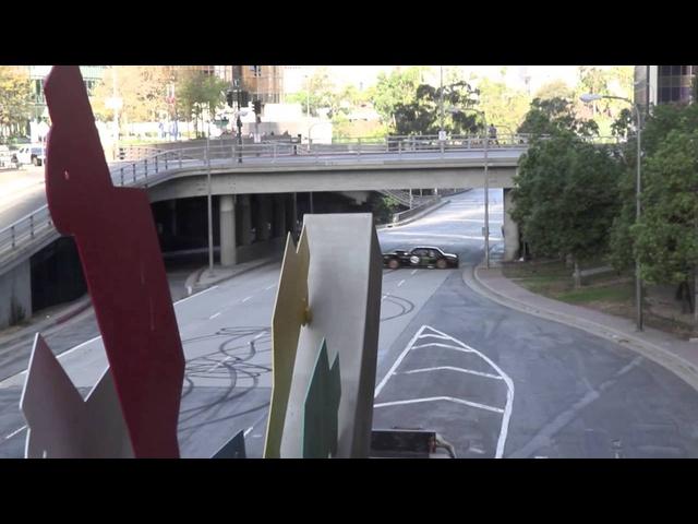 Ken Block Spied Filming Gymkhana 7