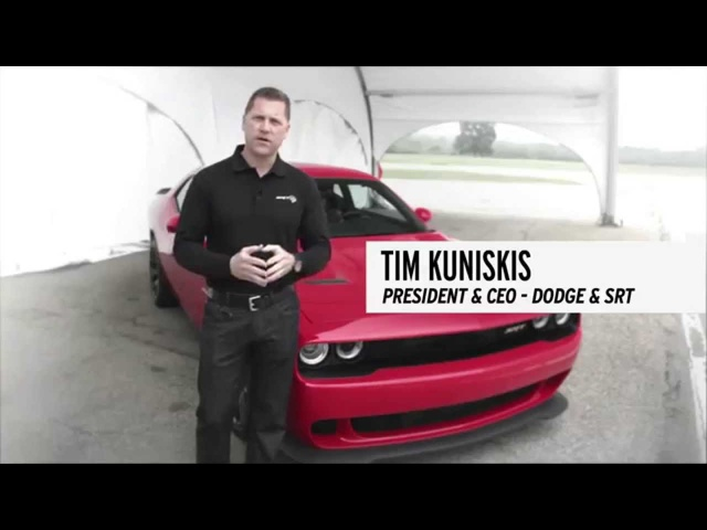 <em>Dodge</em> Challenger SRT Hellcat - Horsepower Revealed!