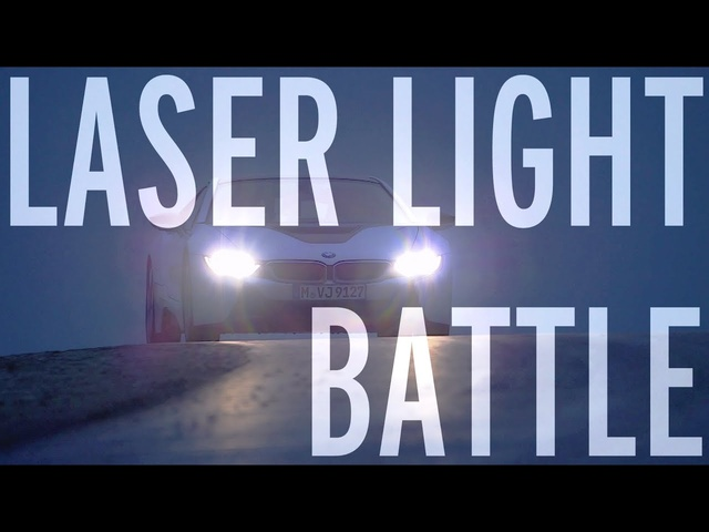 How BMW Beat <em>Audi</em> to Production Laser Headlamps