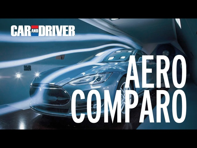 Aero Comparo! Tesla Model S vs Volt, Prius, Leaf, <em>Mercedes</em> CLA