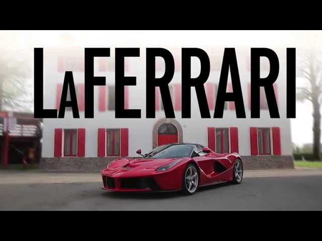 <em>Ferrari</em> La<em>Ferrari</em> - Up Close and Personal
