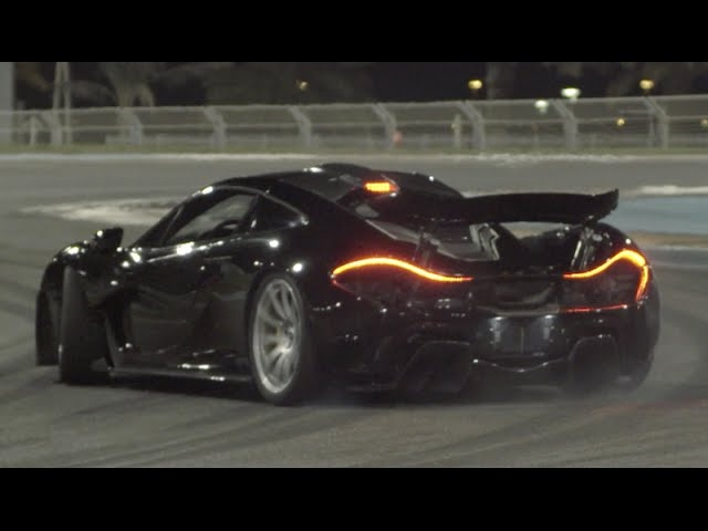 <em>McLaren</em> P1 Thrashed and MTC - /DRIVE on NBC Sports: EP02 PT3