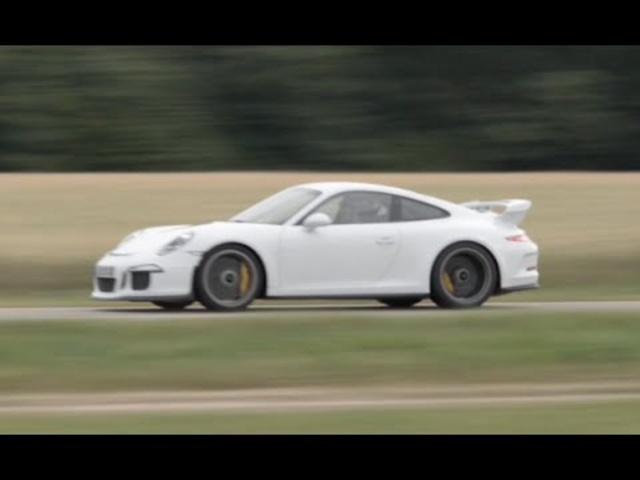 <em>Porsche</em> GT3 -Feast For the Senses -Editor's Cut