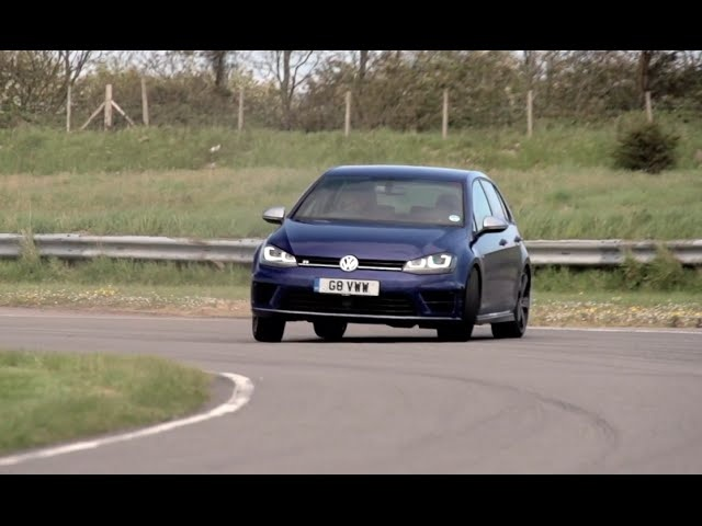 VW Golf R v <em>BMW</em> M235i - Chris Harris on Cars